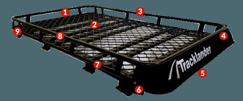 4wd Roof Rack Supplier Perth Sydney Amp Australia Wide