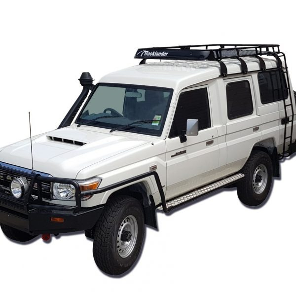 Toyota Landcruiser Troopy Fully Enclosed 2200 x 1250mm (Ladder is extra)