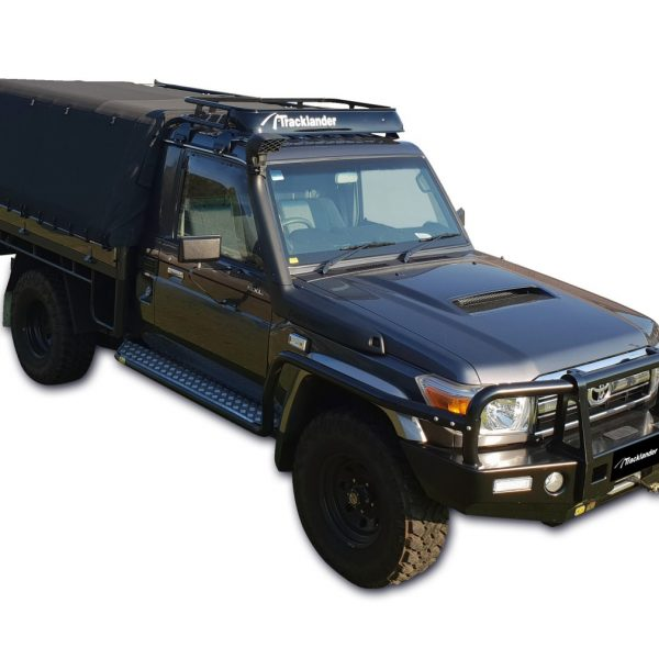 Toyota Landcruiser 79 Series Fully Enclosed 700 x 1250