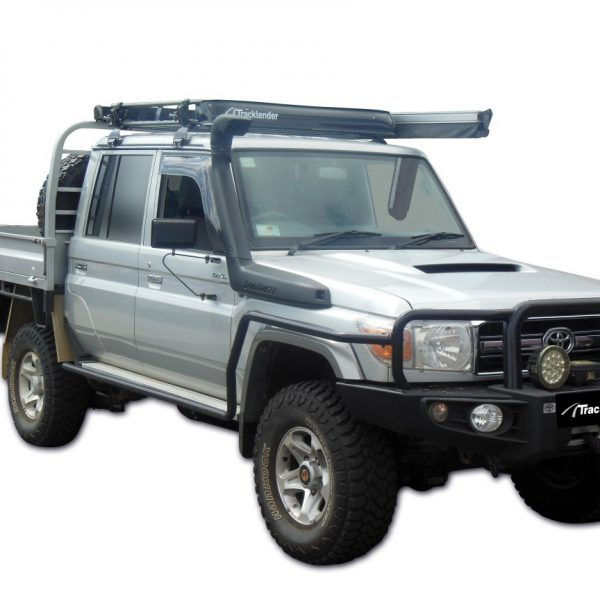 Toyota Landcruiser 79 Series Fully Enclosed 1400 x 1250mm