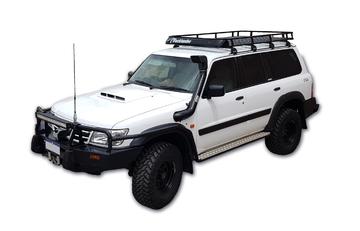 Nissan GU Patrol Fully Enclosed 2200 x 1250mm