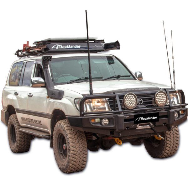 Toyota Landcruiser 100 Series Fully Enclosed 2100 x 1200mm