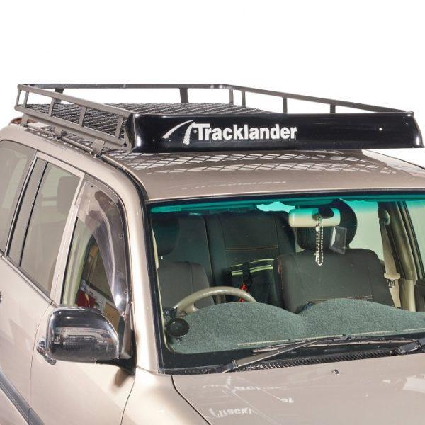 Toyota Landcrusier 100 Series Tracklander 1.8m Enclosed Photo 2