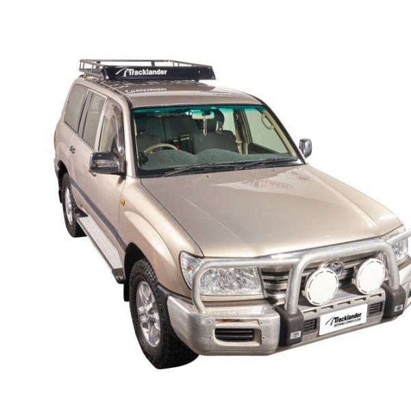 Toyota Landcrusier 100 Series Tracklander 1.4m Enclosed Photo 1