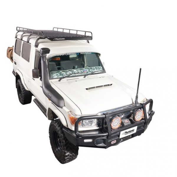 Toyota Landcruiser Troop carrier 2.8m Open Ended Photo 1